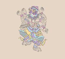 Thai Hanuman Divine Monkey Deity Unisex T-Shirt