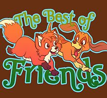 The Best of Friends by Ellador