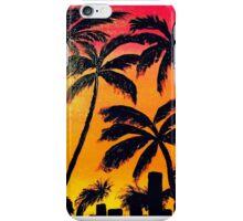 Strawberry Sunset iPhone Case/Skin