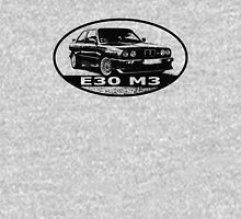 The original M3 (black) Unisex T-Shirt
