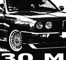 The original M3 (black) Sticker