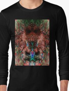 Indigosim by The Underachievers  Long Sleeve T-Shirt