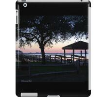 April Twilight in Florida iPad Case/Skin