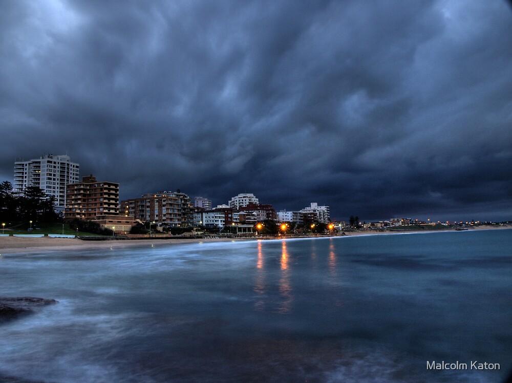 Ominous - Cronulla, NSW by Malcolm Katon