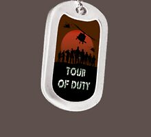 Tour of Duty Mens V-Neck T-Shirt