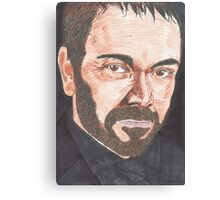 Crowley Canvas Print