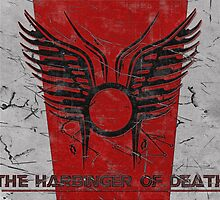 The Harbinger of Death, BSG by MadManHolleran