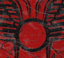 The Harbinger of Death, BSG Sticker