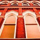 Windows of the Ryman by Michael Byerley