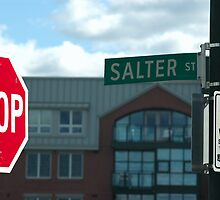 Stop Salter St Video Surveilance by JTrask