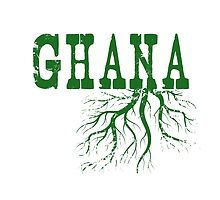 Ghana Roots by surgedesigns