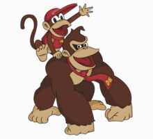 """Kong Buddies!!!"" Kids Tee"