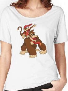 """Kong Buddies!!!"" Women's Relaxed Fit T-Shirt"