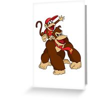 """Kong Buddies!!!"" Greeting Card"