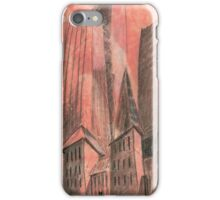 City history iPhone Case/Skin