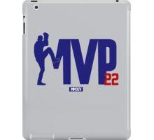 """Clayton Kershaw """"MVP"""" iPad Case/Skin"""