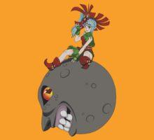 Skull Kid crossplay by Lana by RikkiZeda