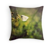 {and i will follow you} Throw Pillow