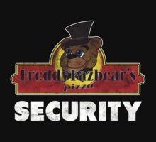 Freddy Fazbear's Security by Kallistiae