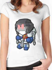 Lil Screamer Women's Fitted Scoop T-Shirt