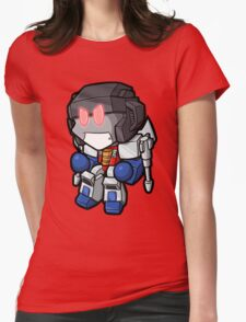 Lil Screamer Womens Fitted T-Shirt