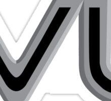Evil VL (White) Sticker