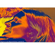 #600  Colour Her Love Photographic Print