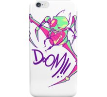 Doom! iPhone Case/Skin