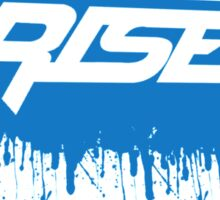 Rise Paint Block BLUE Sticker