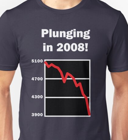 Plunging in 2008! T-Shirt