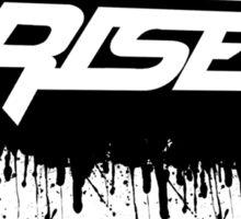 Rise Paint Block BLACK Sticker