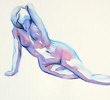 Rubenesque I by Jennie Rosenbaum