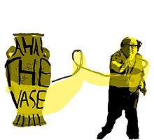 Sunny: Frank vs Vase by Travis Martin