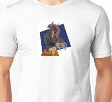 Cherry the Doberman Unisex T-Shirt
