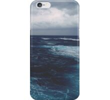 Depressing Ocean iPhone Case/Skin