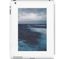 Depressing Ocean iPad Case/Skin