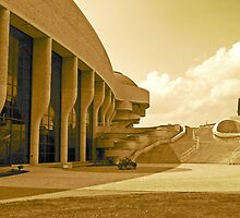 Museum Of Civilisation by marchello