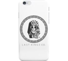 last kings  iPhone Case/Skin