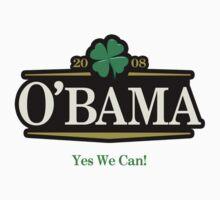 Irish O'Bama
