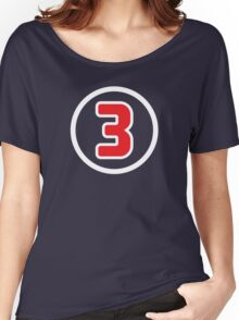 Red Bull Racing 3 Women's Relaxed Fit T-Shirt