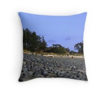Rock's Eye View Throw Pillow