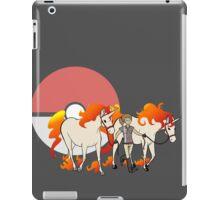 Pokemon Equestrian iPad Case/Skin