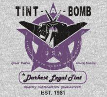 Darkest Legal Tint by nofrillsart