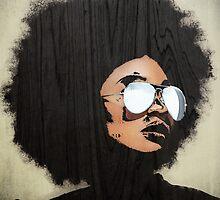 Venus Afro by Vin  Zzep