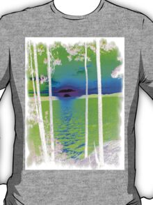 Green-Available As Art Prints-Mugs,Cases,Duvets,T Shirts,Stickers,etc T-Shirt