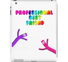 Professional Best Friend iPad Case/Skin