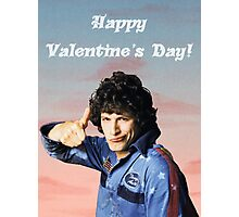 Hot Rod Valentine's Day Photographic Print