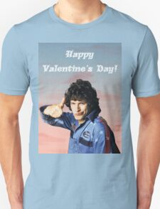 Hot Rod Valentine's Day Unisex T-Shirt