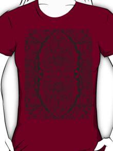 Pattern mint T-Shirt