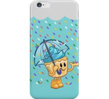 It's Sprinkling Outside iPhone Case/Skin